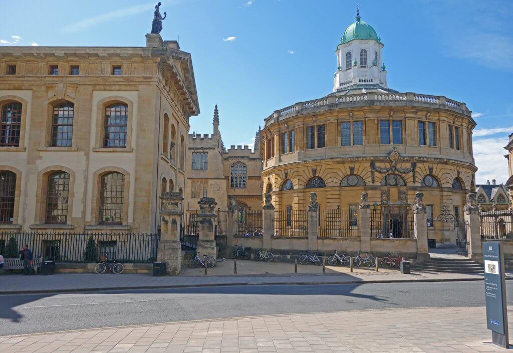 Rondreis Cambridge Oxford in Engeland