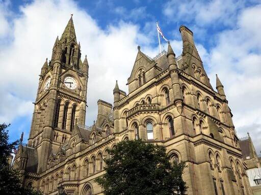 Vakantie naar Manchester, Cathedral