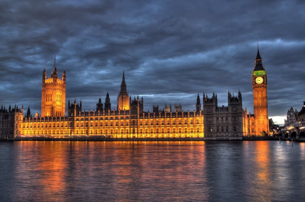 Vakantie naar Engeland - Londen