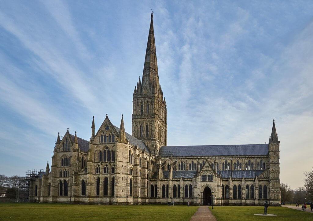 last minute vakantie engeland - salisbury cathedral