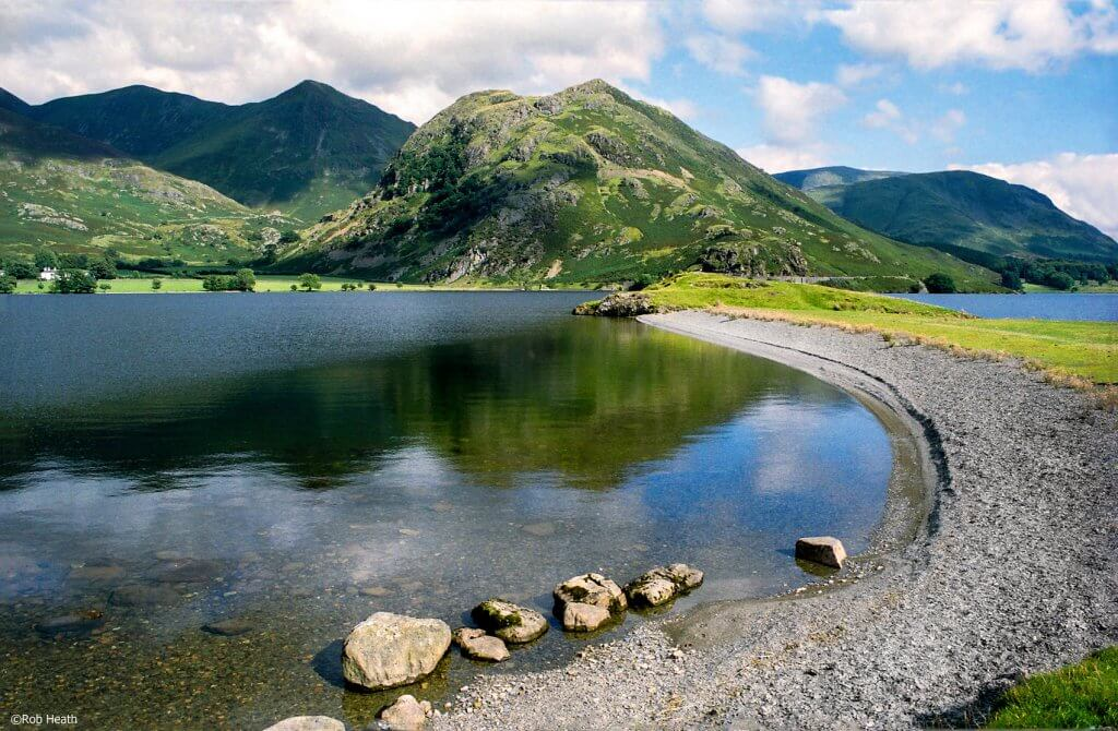reis met camper door engeland - lake district