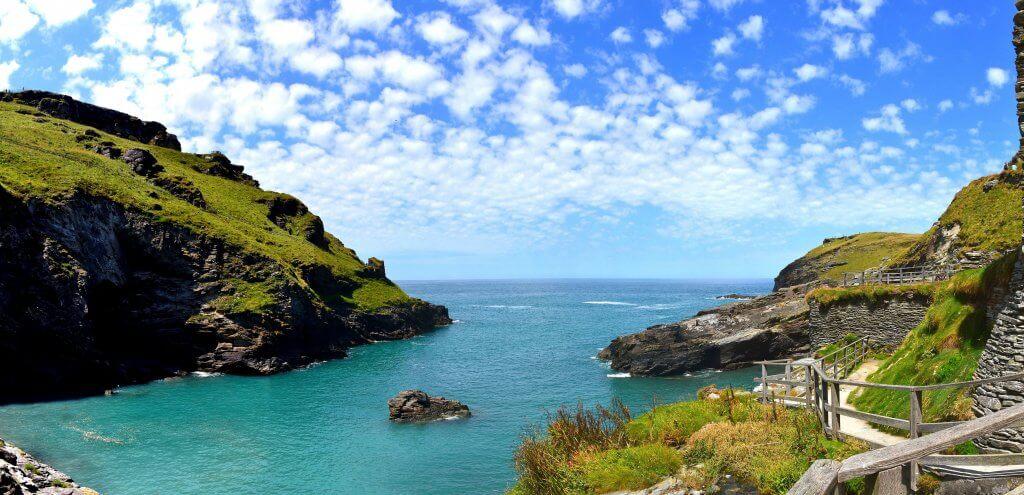 vakantie noord engeland - bossiney