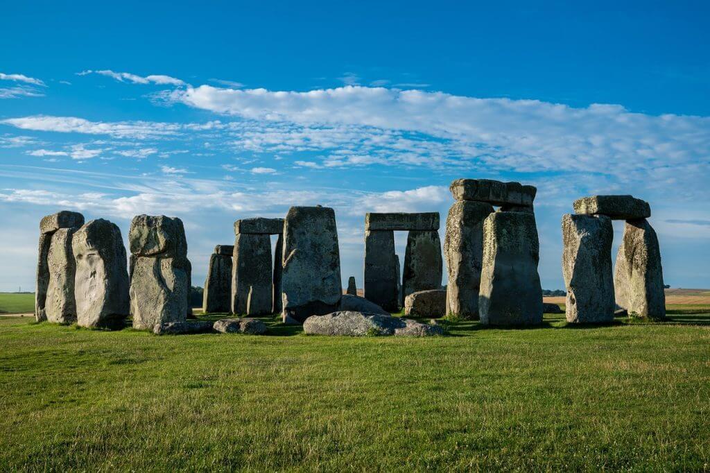 vakantie Stonehenge
