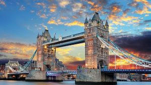 citytrip londen - tower bridge