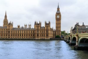 stedentrip londen - big ben en westminster