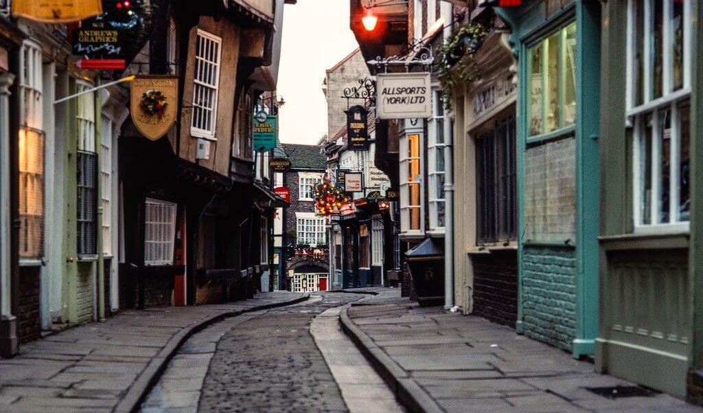 straat York