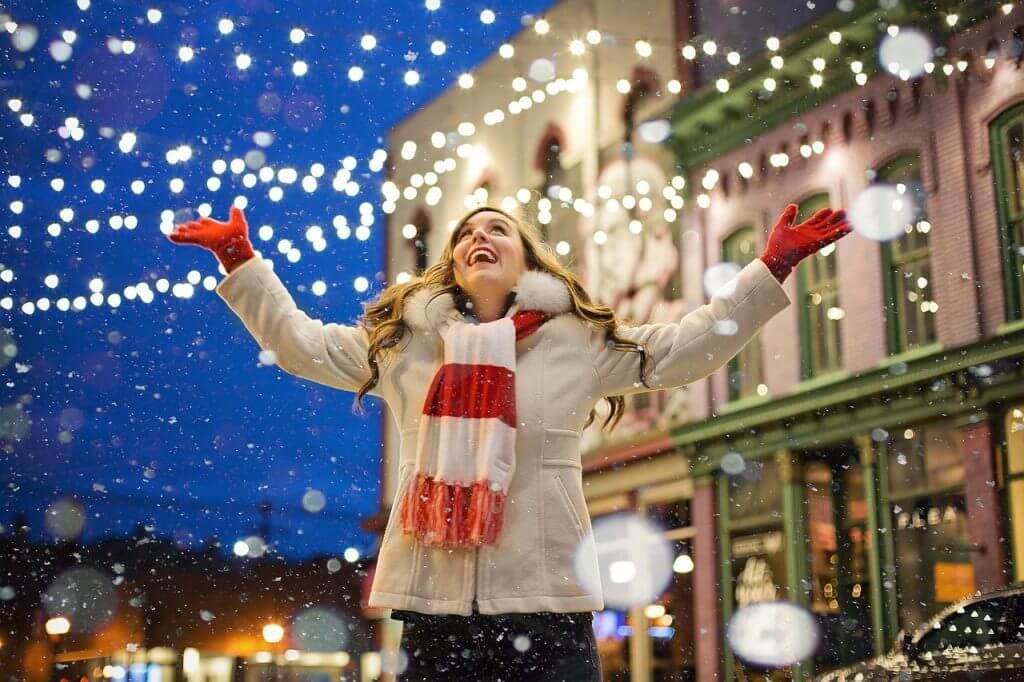 Kerstshoppen York
